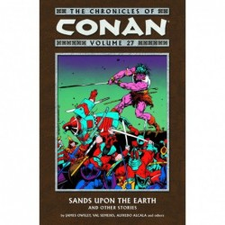 CHRONICLES OF CONAN TP VOL...