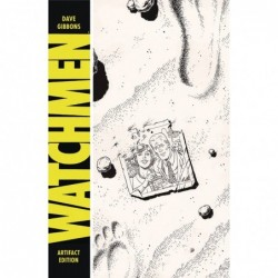 DAVE GIBBONS WATCHMEN...