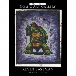 SDCC ART GALLERY KEVIN...