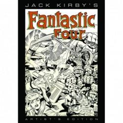JACK KIRBY FANTASTIC FOUR...