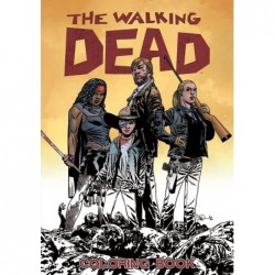 WALKING DEAD ADULT COLORING...