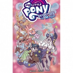 MY LITTLE PONY LEGENDS OF...