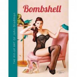 BOMBSHELL PIN UP ART OF...