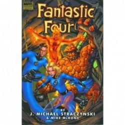 FANTASTIC FOUR BY J MICHAEL...