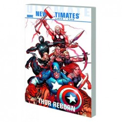 ULTIMATE COMICS NEW...