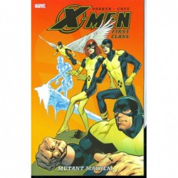 X-MEN FIRST CLASS TP MUTANT...