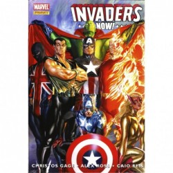 INVADERS NOW HC