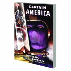 CAPTAIN AMERICA NO ESCAPE TP