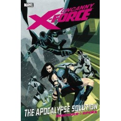 UNCANNY X-FORCE TP VOL 01...