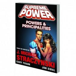 SUPREME POWER TP POWERS &...