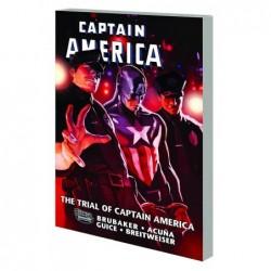 CAPTAIN AMERICA TRIAL OF...