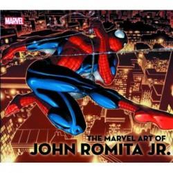 MARVEL ART OF JOHN ROMITA...
