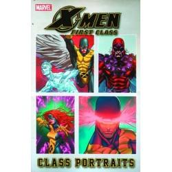 X-MEN FIRST CLASS GN TP...