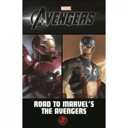 AVENGERS ROAD TO MARVEL...