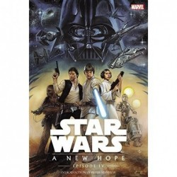 STAR WARS OGN HC EPISODE IV...