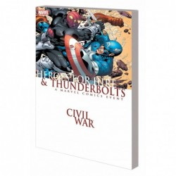 CIVIL WAR HEROES FOR HIRE...