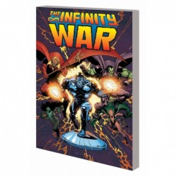 INFINITY WAR AFTERMATH TP