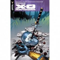 X-O MANOWAR TP VOL 02 ENTER...