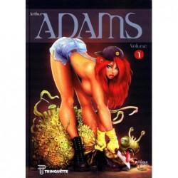 THE ART OF ARTHUR ADAMS