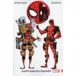 SPIDER-MAN DEADPOOL TP VOL...