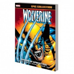 WOLVERINE EPIC COLLECTION...