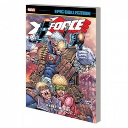 X-FORCE EPIC COLLECTION TP...