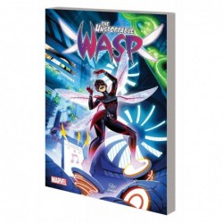 UNSTOPPABLE WASP TP VOL 01...