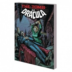 TOMB OF DRACULA COMPLETE...