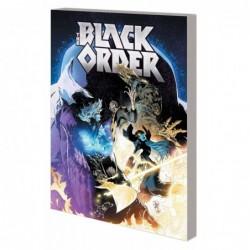 BLACK ORDER TP WARMASTERS...