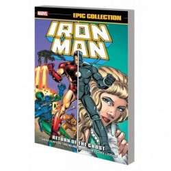 IRON MAN EPIC COLLECTION TP...