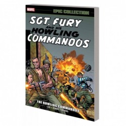 SGT FURY EPIC COLLECTION TP...