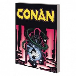 CONAN BOOK OF THOTH AND...