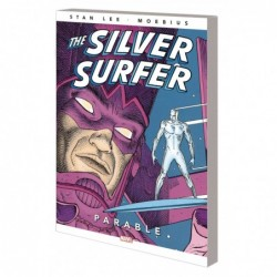 SILVER SURFER TP PARABLE...