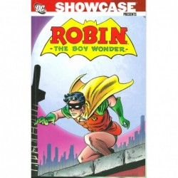 SHOWCASE PRESENTS ROBIN THE...