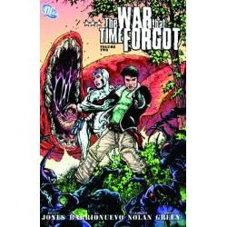 WAR THAT TIME FORGOT TP VOL 02