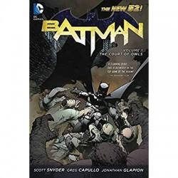 BATMAN TP VOL 01 THE COURT...