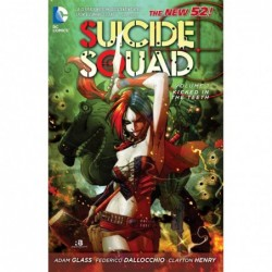SUICIDE SQUAD TP VOL 01...