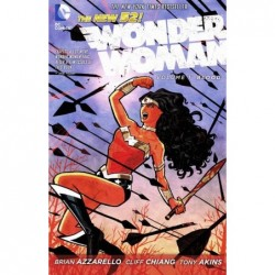 WONDER WOMAN TP VOL 01...