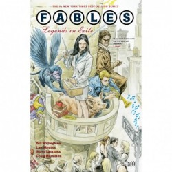 FABLES TP VOL 01 LEGENDS IN...