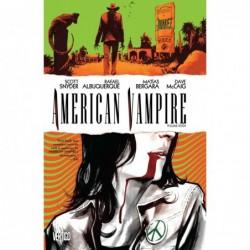AMERICAN VAMPIRE HC VOL 07