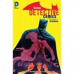 BATMAN DETECTIVE COMICS HC...