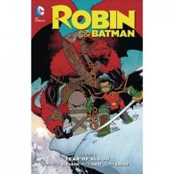 ROBIN SON OF BATMAN HC VOL...