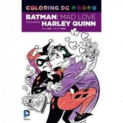 COLORING DC BATMAN...