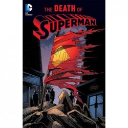 SUPERMAN THE DEATH OF...