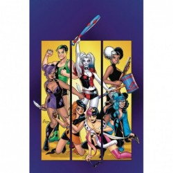 HARLEY QUINN AND HER GANG...