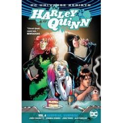 HARLEY QUINN VOL. 4...