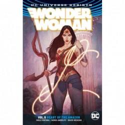WONDER WOMAN TP VOL 05...