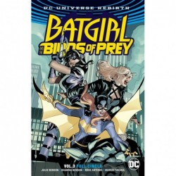 BATGIRL & THE BIRDS OF PREY...
