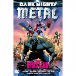DARK NIGHTS METAL THE...