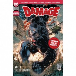 DAMAGE TP VOL 01 OUT OF...